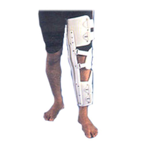JRCO G-VARUM CONTROL BRACE 3 POINT PRESSURE  (WITHOUT KNEE JOINT)