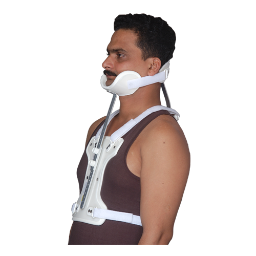JRCO SOMI BRACE-98 ANTERIOR AND POSTERIOR SUPPORT FULLY ADJUSTABLE