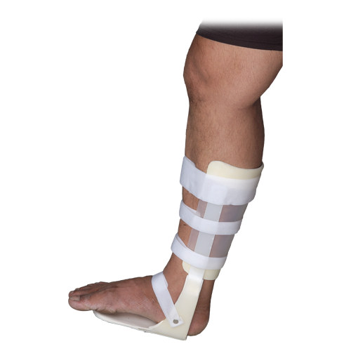 """JRCO """"TOTALLO"""" PLASTIC ANKLE FOOT ORTHOSIS (A.F.O.)"""