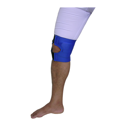KNEE SUPPORT WITH CONDYALAR ADJ. PAD