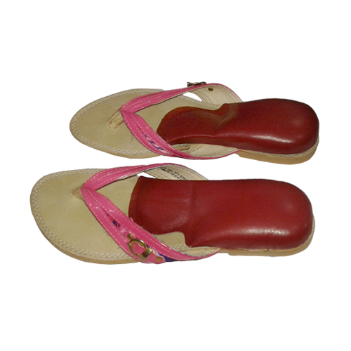 JR - VALGUS PAD + SCOOPED HEEL IN SLIPPER (MEDIAL ARCH SUPPORT WITH HEEL CUSHION)