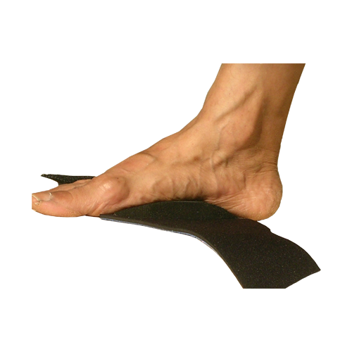 VALGUS PAD WITH N-VELCRO STRAPPING